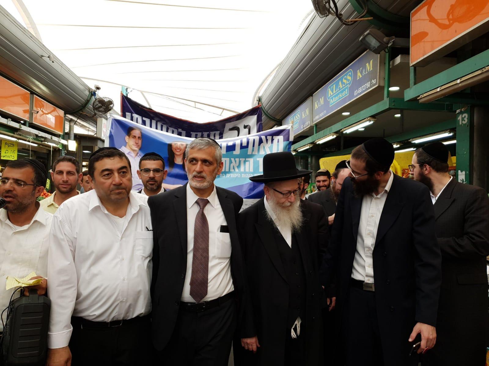 הסיור היום בתל אביב