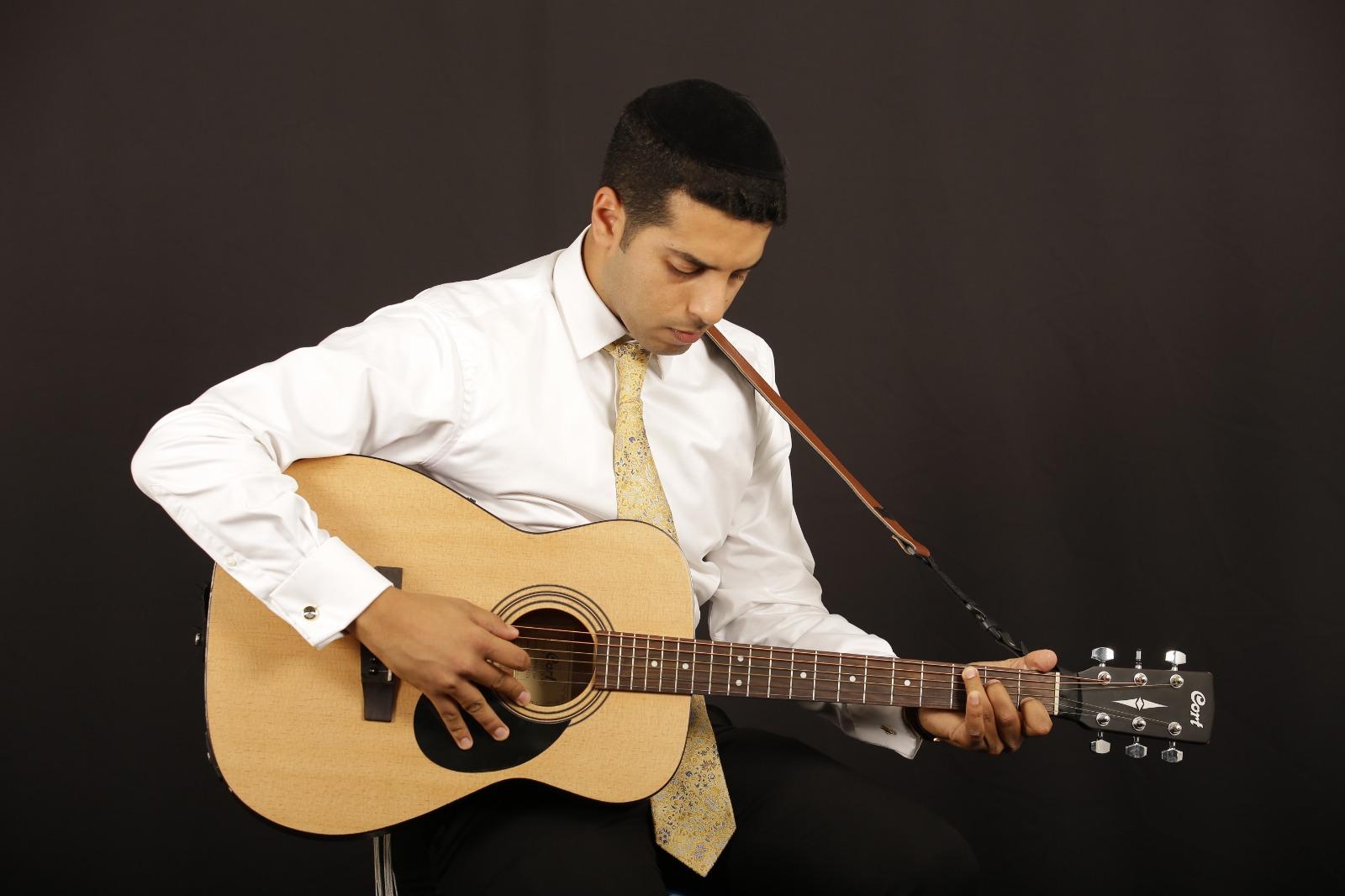 מאיר מסוארי - תמונת יח''צ