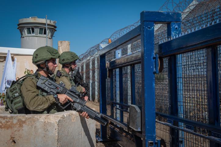 מעבר הגבול בין סוריה לישראל