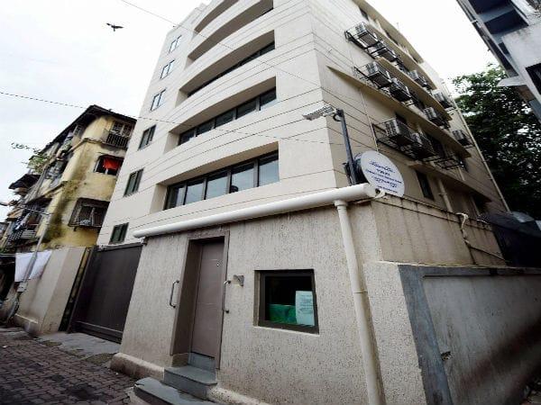 """מבנה בית חב""""ד החדש בהודו"""
