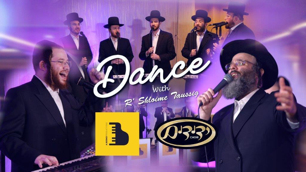 הרב שלמה טויסיג מקהלת ידידים ואברומי ברקו - מחרוזת ריקודים