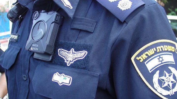 מצלמת גוף של שוטר