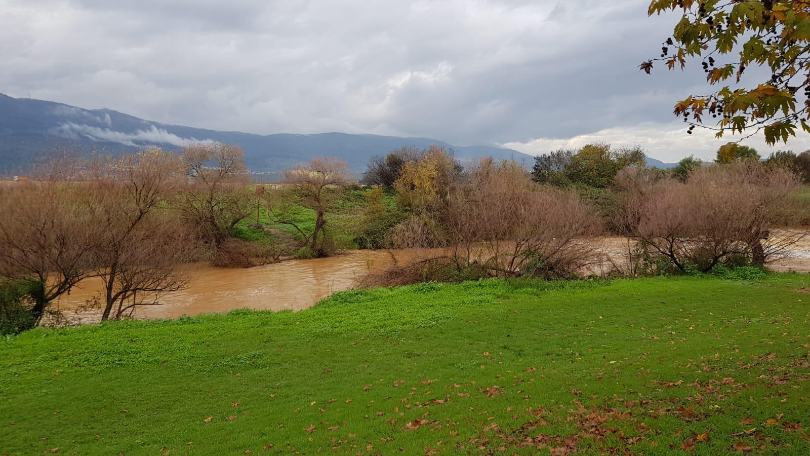 נהר הירדן כפר בלום