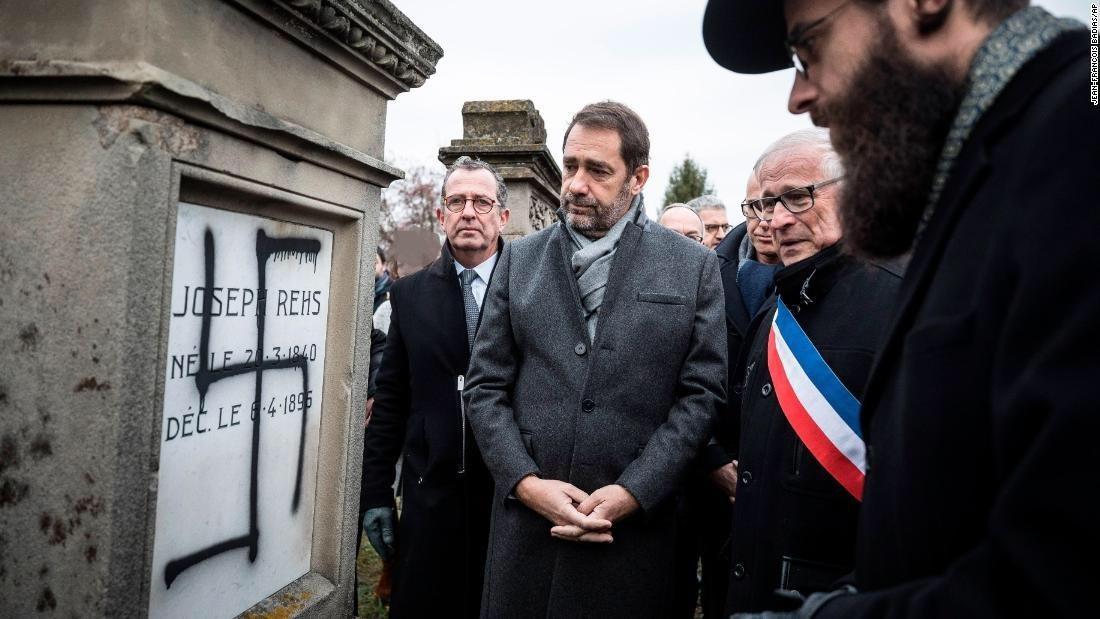 חילול קברים שטרסבורג