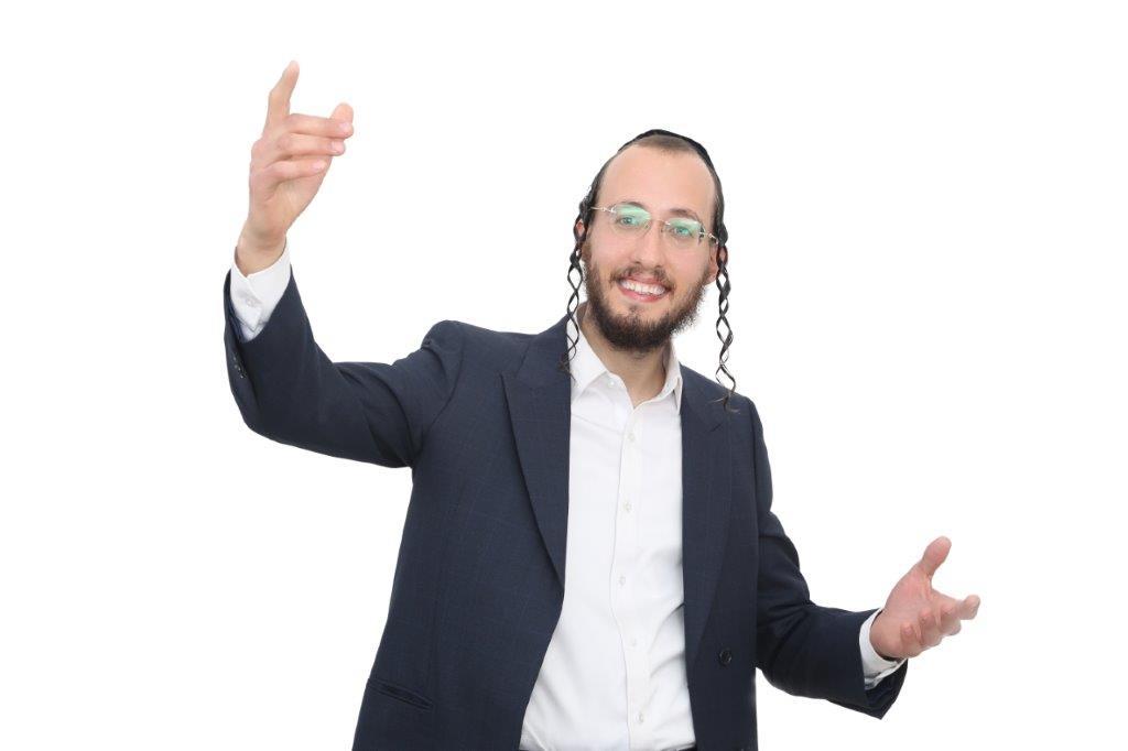 הזמר יואלי שטיינברג