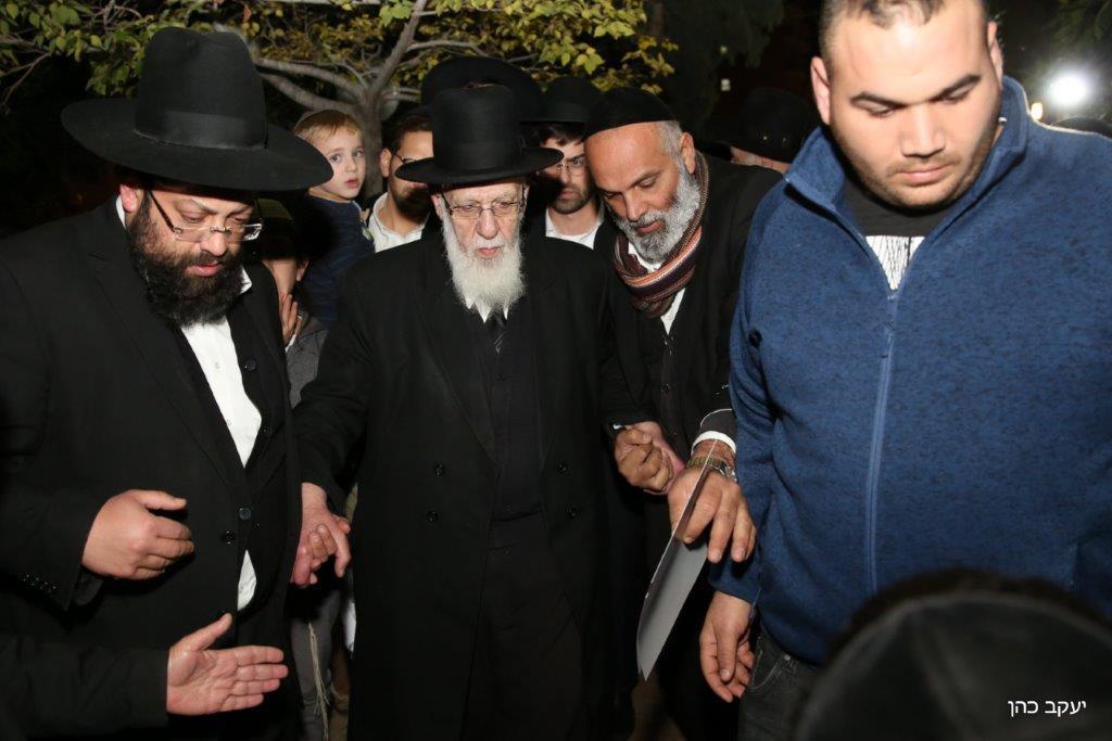 הרב שלום כהן באשקלון וקרית גת צילום יעקב כהן (22)