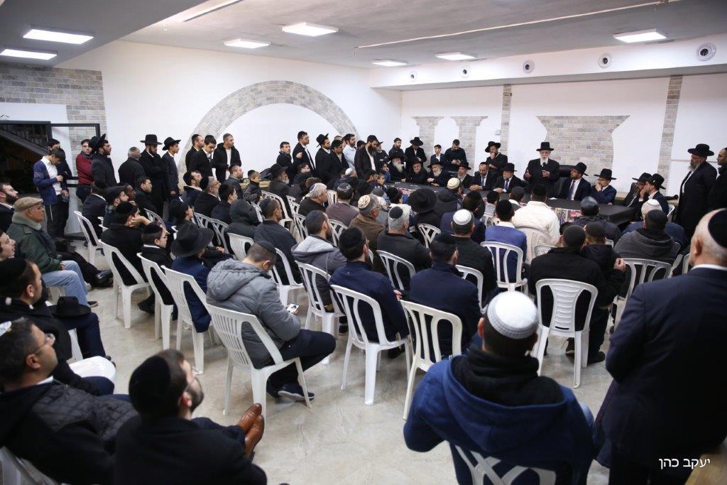הרב שלום כהן באשקלון וקרית גת צילום יעקב כהן (28)