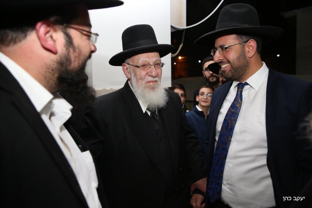 הרב שלום כהן באשקלון וקרית גת צילום יעקב כהן (3)