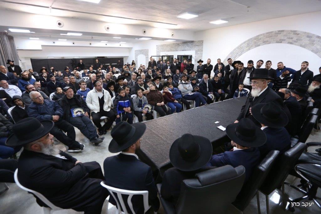הרב שלום כהן באשקלון וקרית גת צילום יעקב כהן (31)