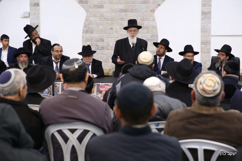 הרב שלום כהן באשקלון וקרית גת צילום יעקב כהן (34)