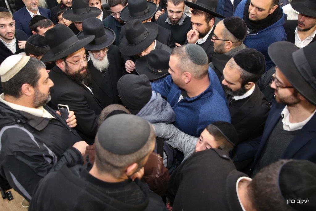 הרב שלום כהן באשקלון וקרית גת צילום יעקב כהן (35)