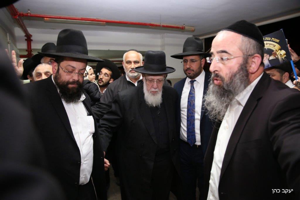 הרב שלום כהן באשקלון וקרית גת צילום יעקב כהן (4)