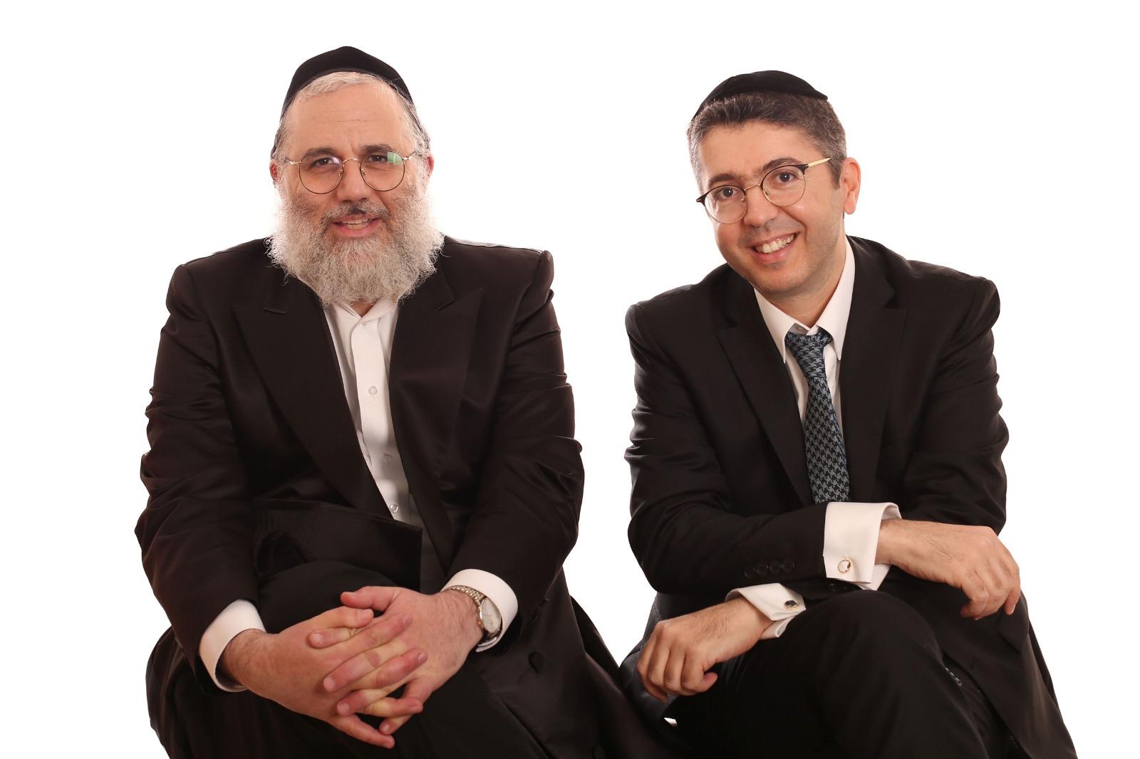 שלמה כהן & עמי כהן - צילום אביטל בראון