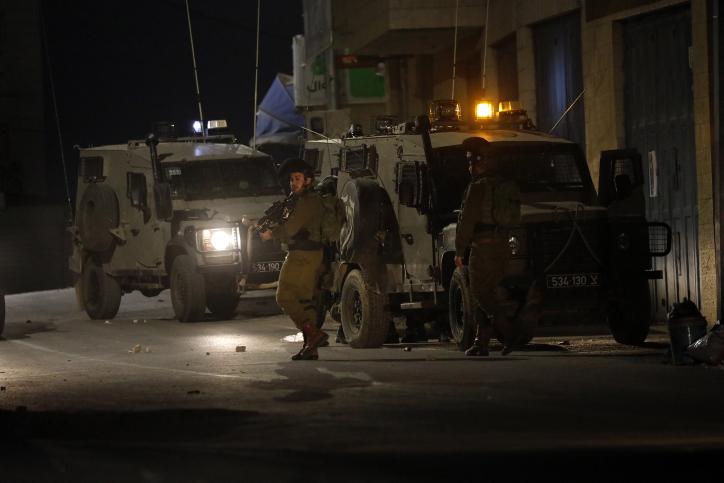 מעצרים הערב ברמאללה