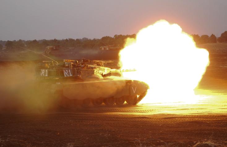 טנק מרכבה