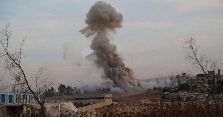 הפיצוצים בסוריה היום