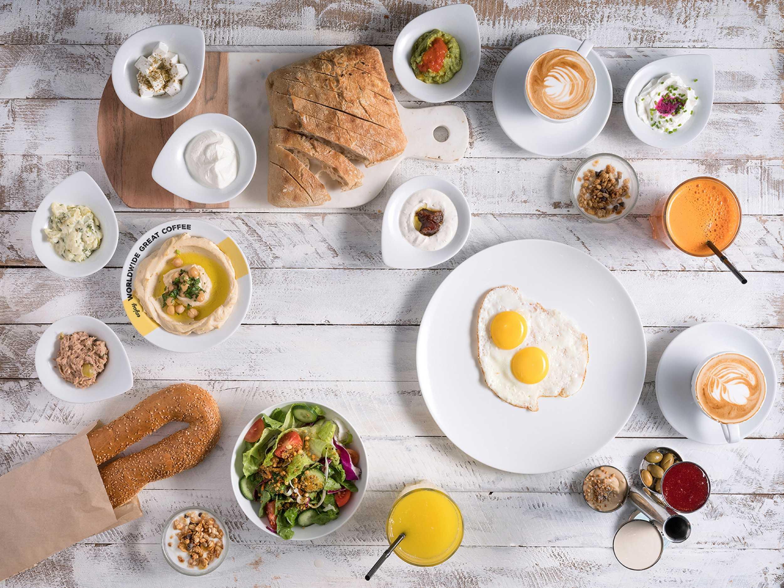 ארוחת בוקר גרג צילום אנטולי מיכאלי