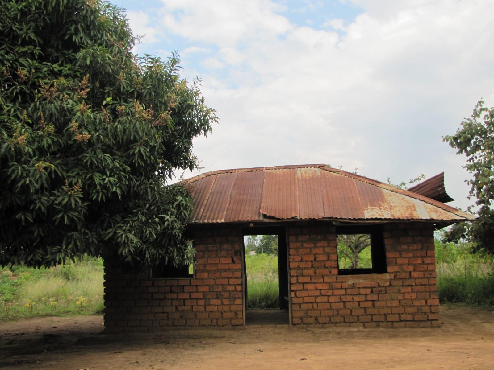 בית כנסת מאבני אדמה