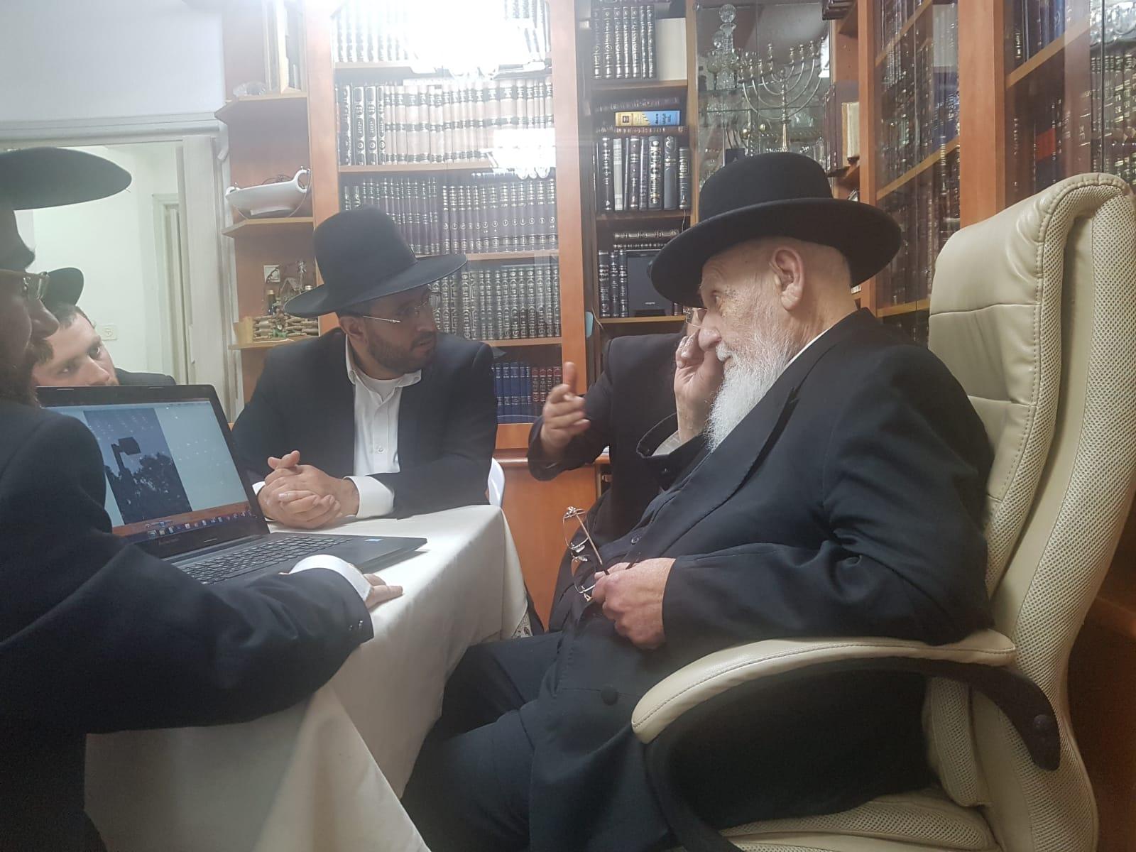 הרב ריאני מרן חכם שלום כהן