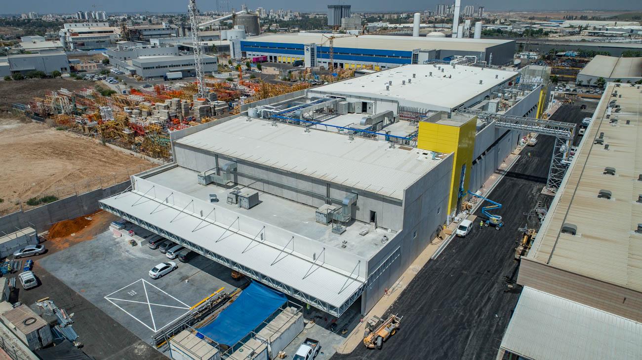 מפעל במבה החדש בקרית גת_צילום_אלבטרוס