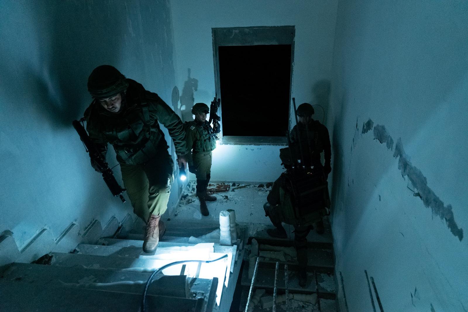 חיילים הרס בית המחבל