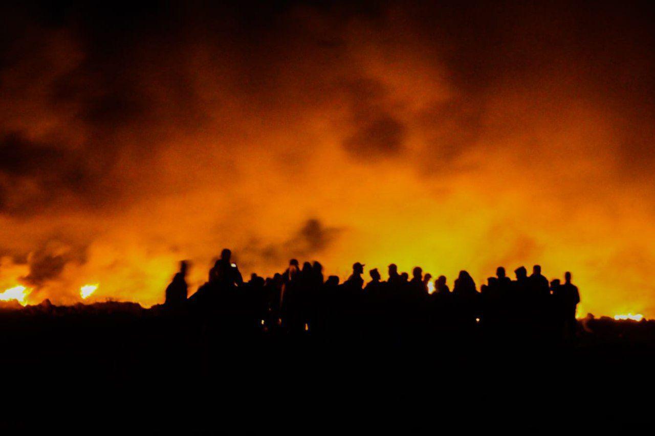 """פעילי חמאס הערב בעימותים עם כוחות צה""""ל בגבול"""