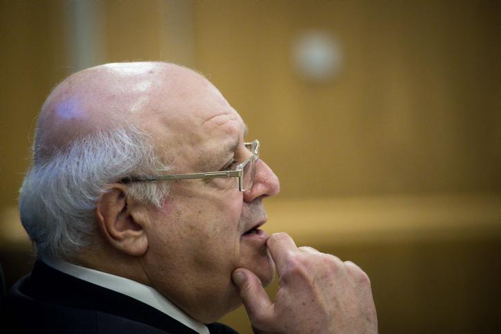 """יו""""ר ועדת הבחירות, השופט חנן מלצר"""