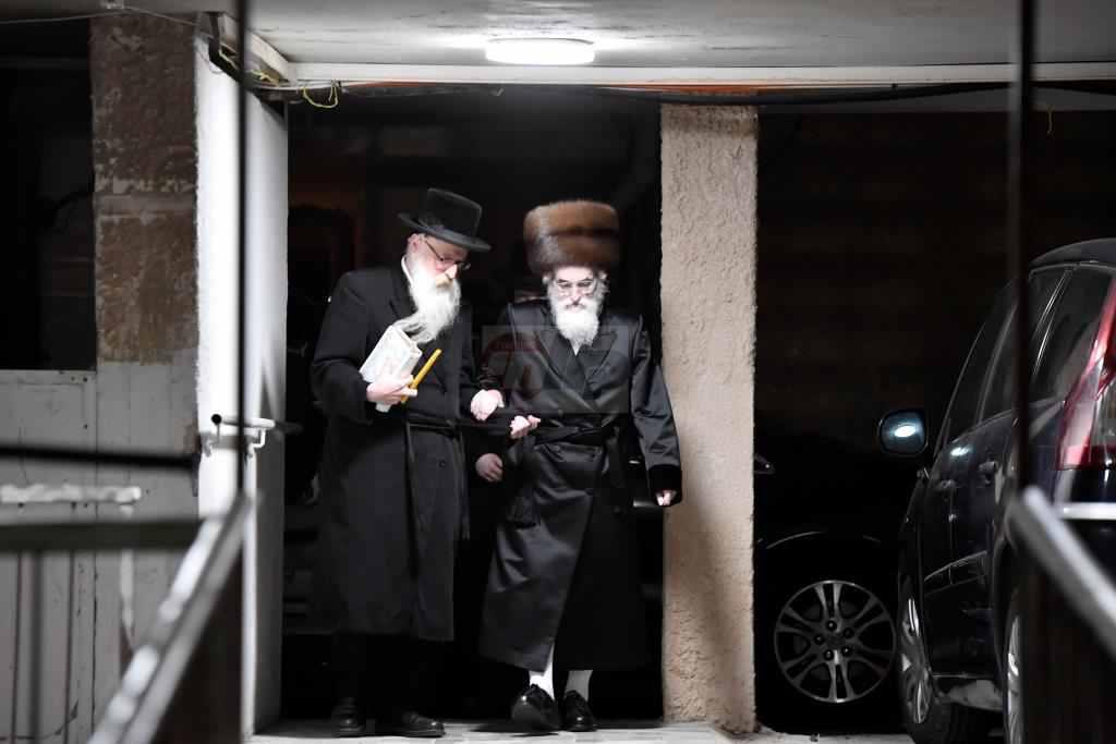 פסח בויז'ניץ צילום יהושע פרוכטר (12)