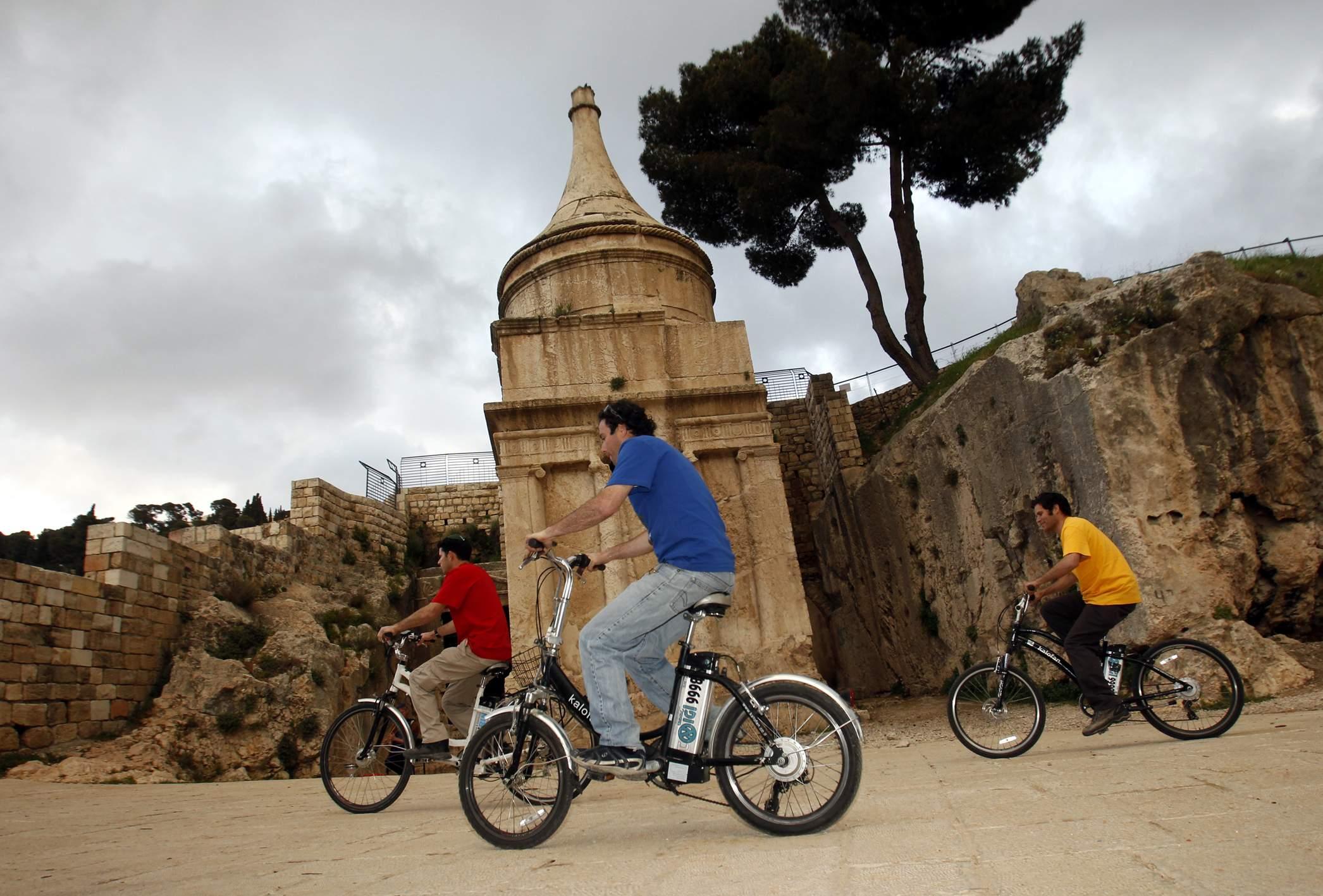צילום ארכיון עיר דוד
