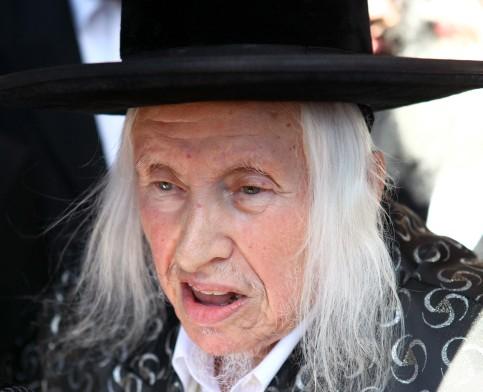 Eliyahu Averman funerul