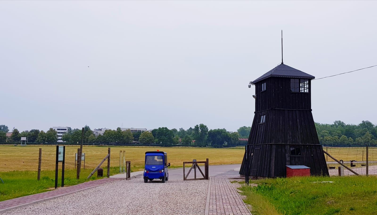 מחנה ההשמדה מיידאנק צילום דוד קליגר