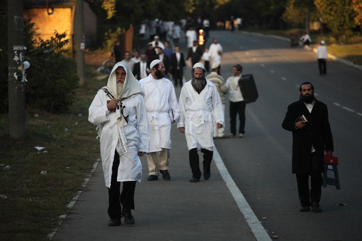 יהודים באומן אוקראינה