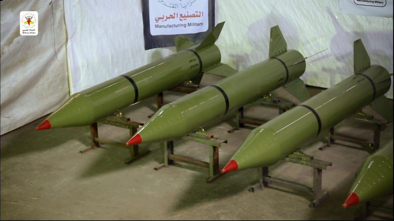 לאחר כישלון השיחות, הג'יאהד מאיים בטיל חדש: באדר 3 Photo_2019-05-06_00-26-00