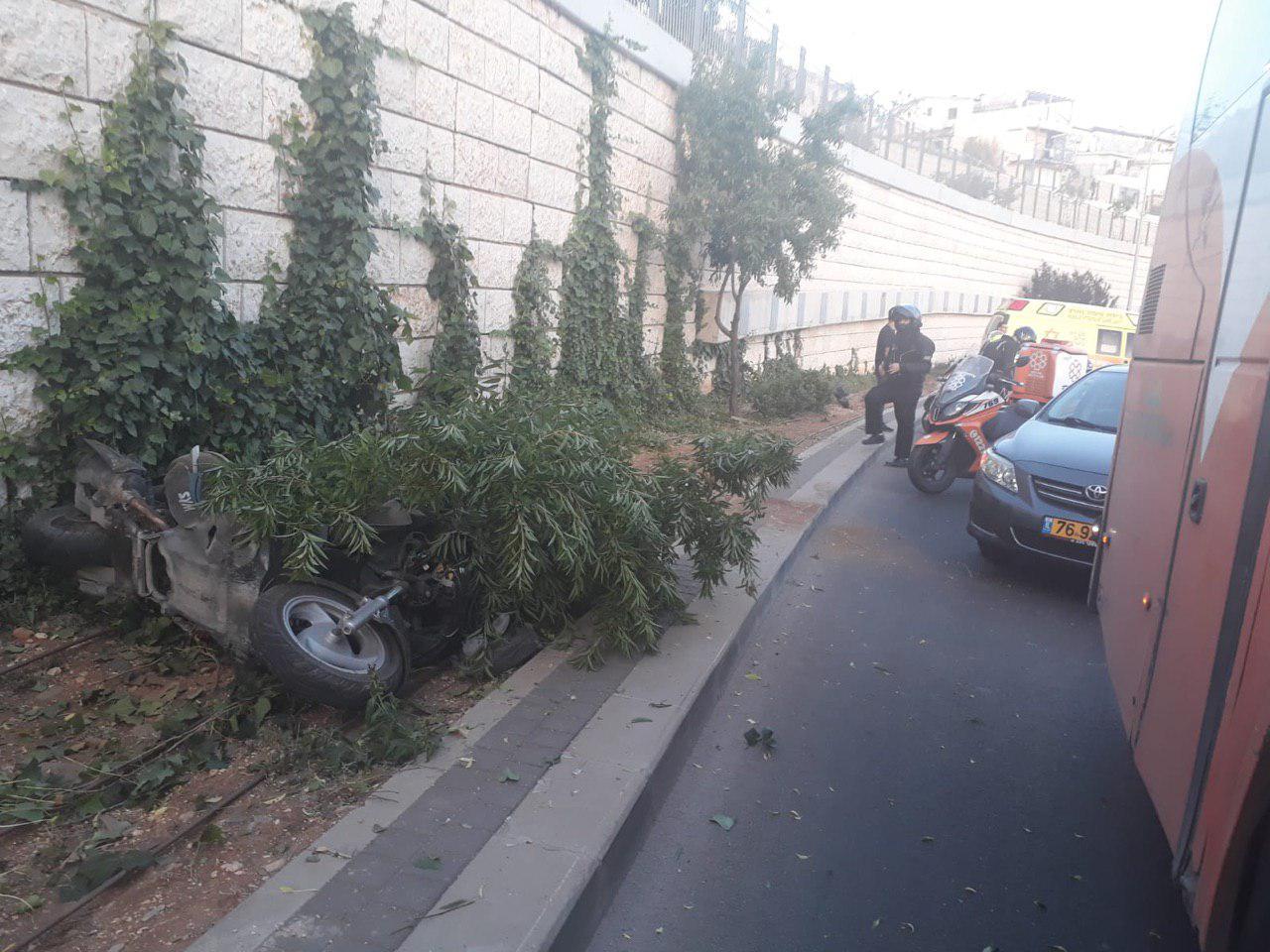 התאונה