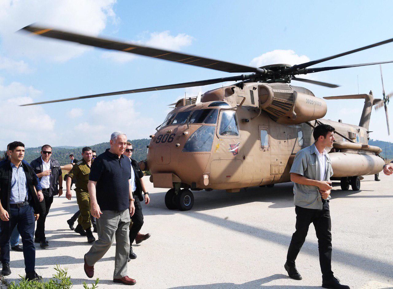 ראש הממשלה מגיע לתרגיל הצבאי היום