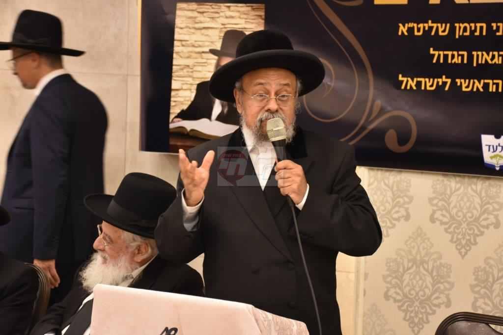 כנס רבני תימן באלעד צילום יהודה פרקוביץ (6)