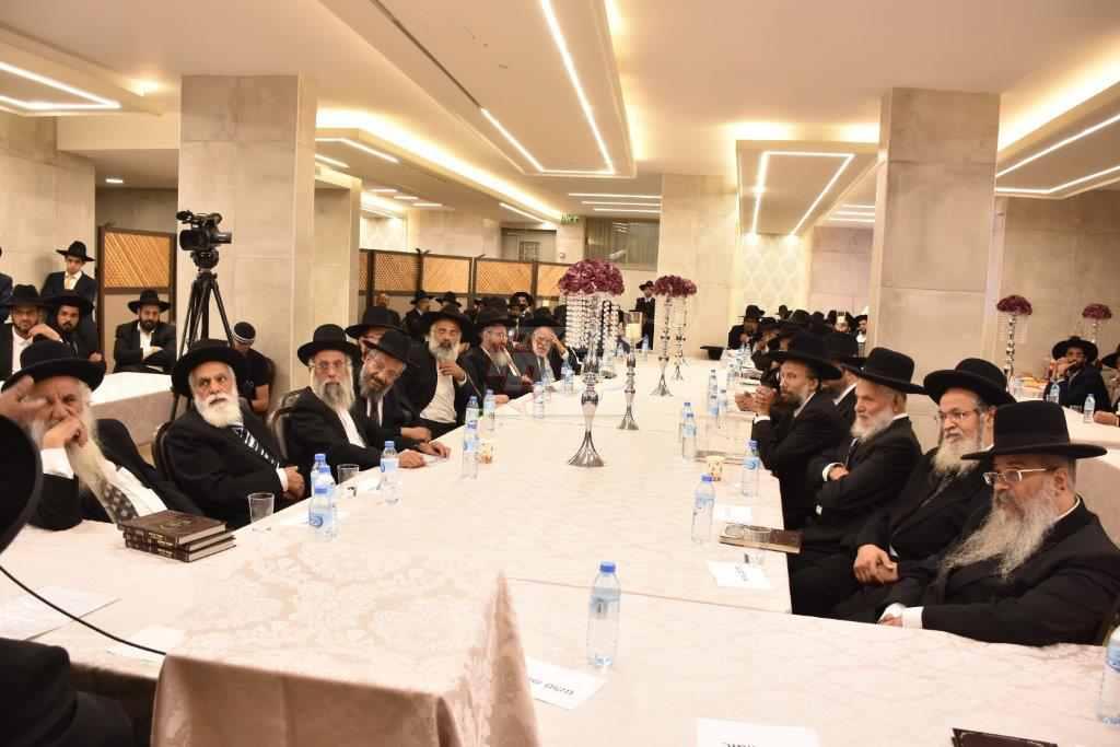 כנס רבני תימן באלעד צילום יהודה פרקוביץ (9)
