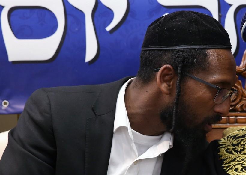 הרב ברוך גזהיי צילום יעקב כהן