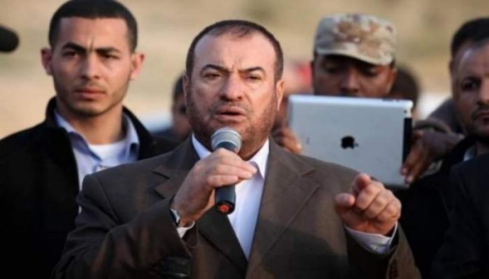 חבר הלשכה המדינית של חמאס פתחי חמאד