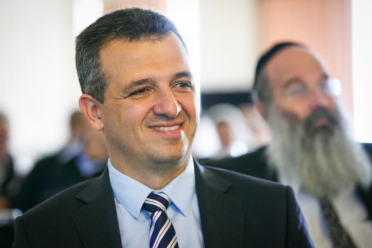ראש עיריית רמת גן כרמל שאמה הכהן