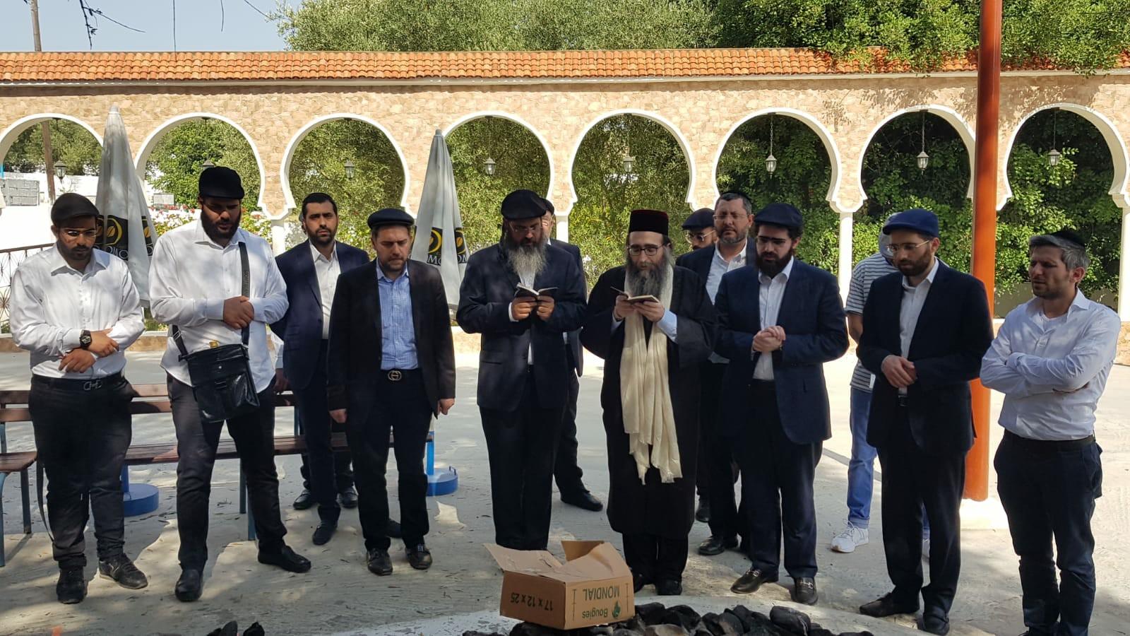 הרב פינטו במרוקו