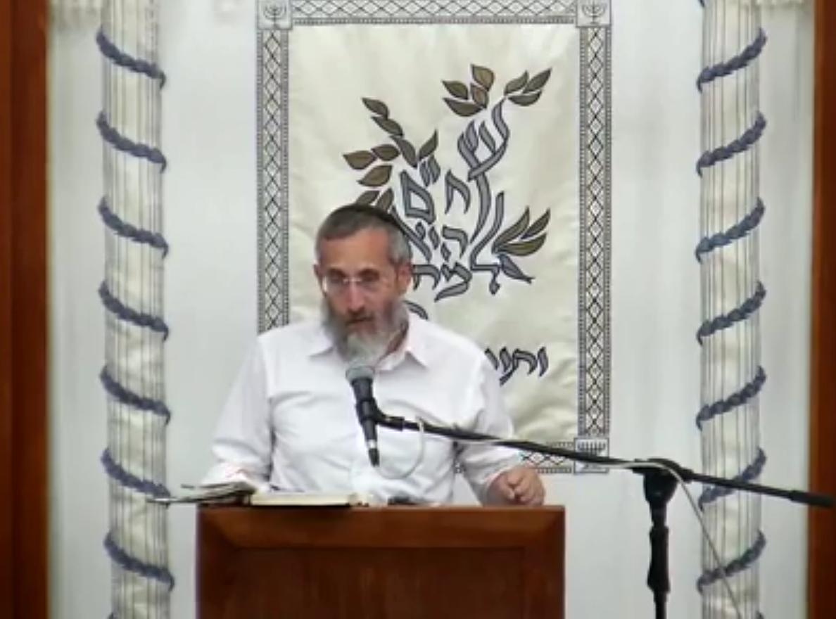 הרב דוד פנדל