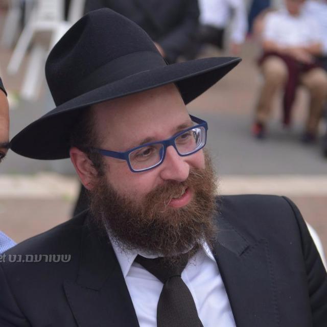 הרב וולף שמואל