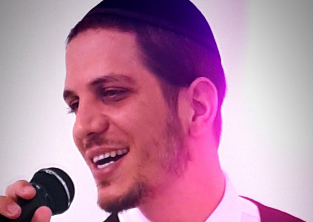 הזמר ירון בן עמי - צילום נתן זאב