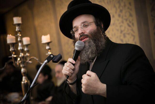 הרב שלמה טויסיג - תמונת יח''צ