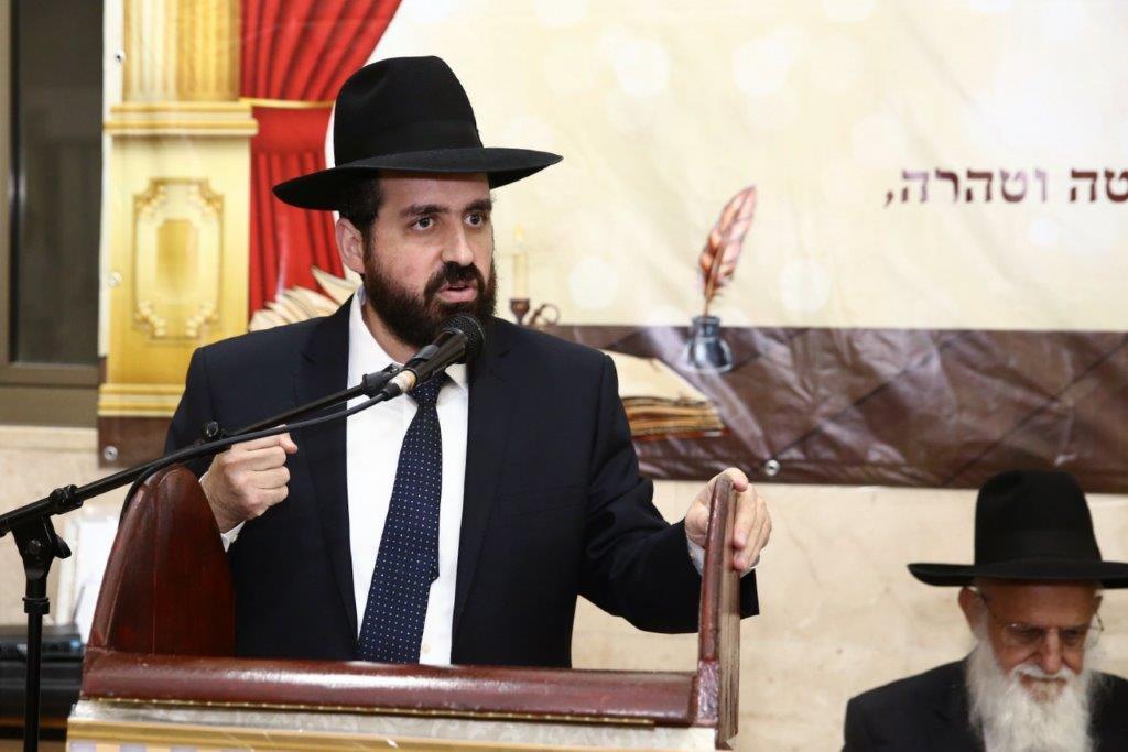 כינוס רבנים אלעד צילום יעקב כהן (3)