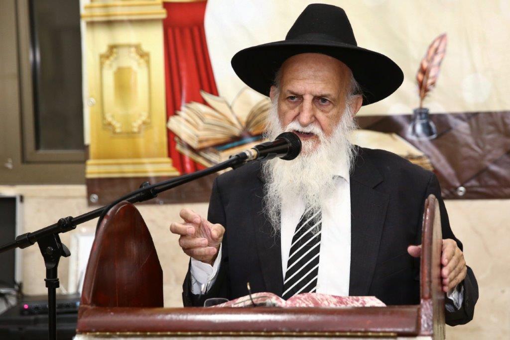 כינוס רבנים אלעד צילום יעקב כהן (4)