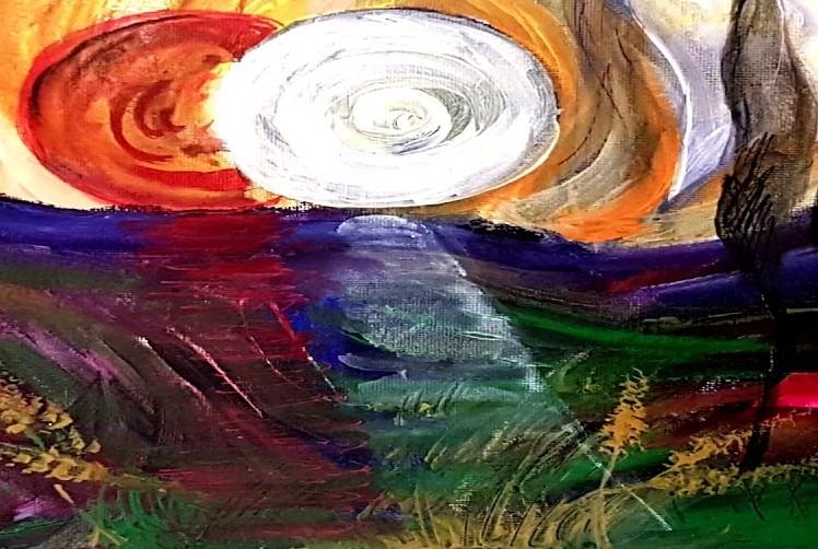 ציור ליאורה רוזנמן