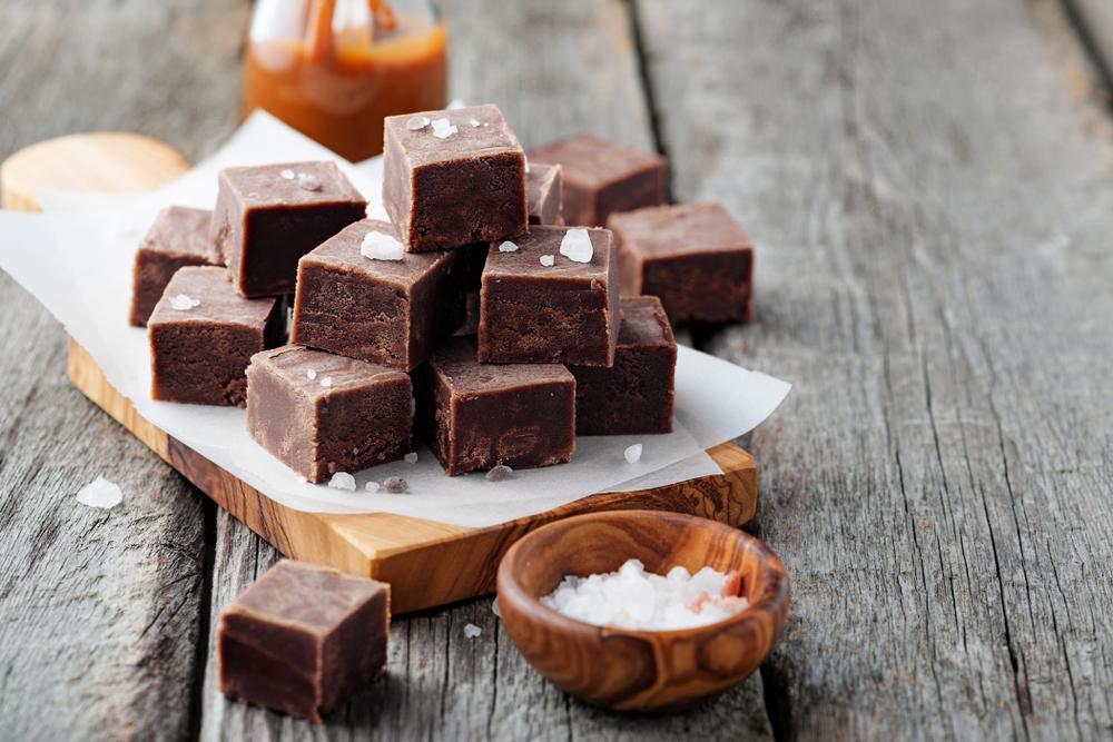chocolate&salt