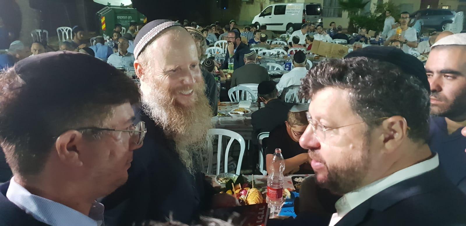 זקא ישראל ניחום שנרב